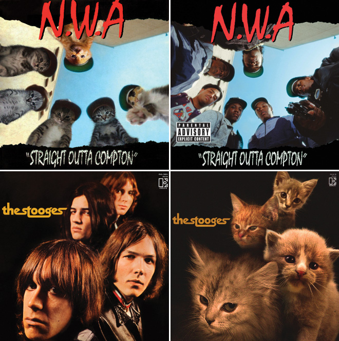 N.W.A. - The Stooges